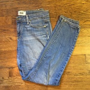 Verdugo Ankle Paige Jeans